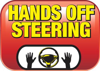 Hands off Steering