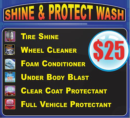 Shine and Protect